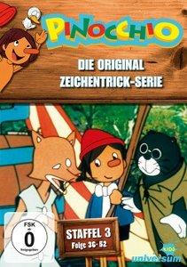 Pinocchio - Staffel 3/3 DVD