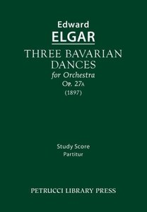 Three Bavarian Dances, Op.27a