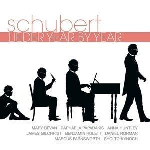 Schubert Lieder Year By Year