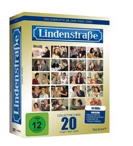 Lindenstraße Collector's Box Vol.20-Das 20.Jahr