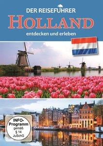 Der Reiseführer: Holland, 1 DVD