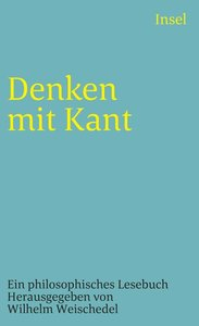 Denken mit Kant