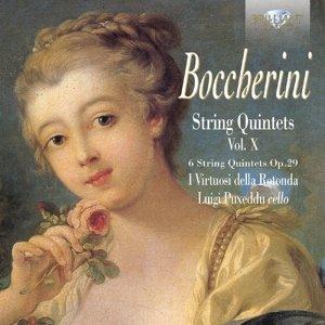 String Quintets op.29-Vol.10