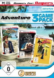 Games for Gamers Adventure Game Pack 1 - Schatzinsel / Da Vinci