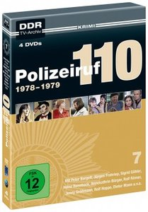 Polizeiruf 110 - 1978-1979 - Box 7