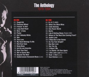 The Anthology 1979-1994