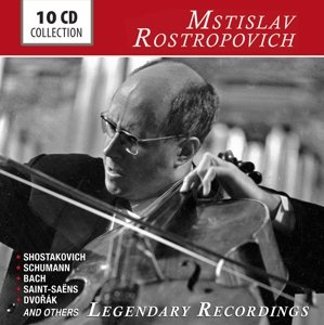 Rostropovich-Legendary Recordings