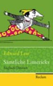 Lear, E: Sämtliche Limericks