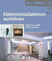 Elektroinstallationen ausführen (Do it yourself) - zum Schließen ins Bild klicken