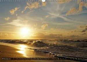 Baltic Sea in colour (Wall Calendar 2015 DIN A3 Landscape)