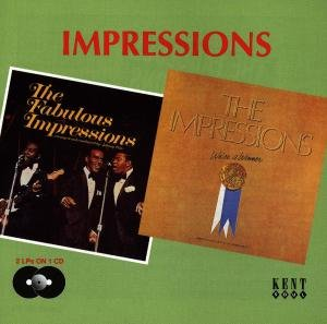 The Fabulous Impressions/We're A Winner