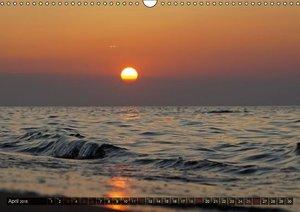 Baltic Sea in colour (Wall Calendar 2015 DIN A3 Landscape)