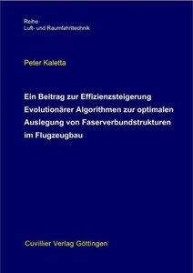 Ein Beitrag zur Effizienzsteigerung Evolutionärer Algorithmen zu