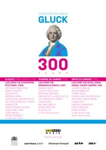 Christoph Willibald Gluck - 300 Years