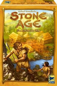 Schmidt Spiele 48183 - Stone Age: Das Ziel ist dein Weg