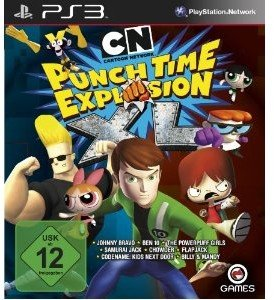 Punch Time Explosion XL (Cartoon Network)