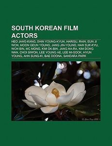 South Korean film actors