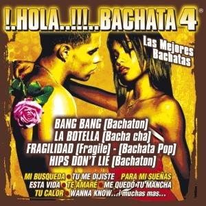 """Hola !!! Bachata Vol.4 """"Las M"""