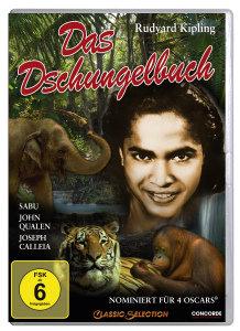 Das Dschungelbuch (DVD)