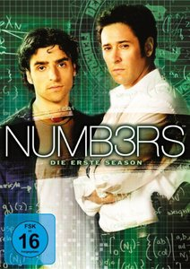 Numb3rs - Season 1 (4 Discs, Multibox)