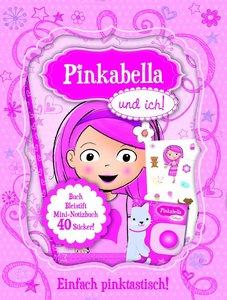Pinkabella und ich!