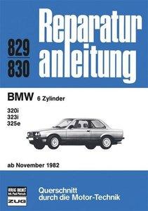 BMW 320i, 323i, 325e, 6 Zylinder, ab November 1982