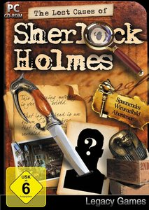 Legacy Games: The Lost Case of Sherlock Holmes