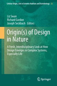 Origin(s) of Design in Nature