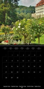 Parks and Gardens in Germany (Wall Calendar 2015 300 &times 300
