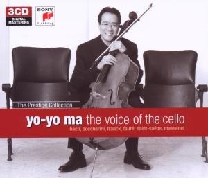 Yo-Yo Ma-The Sound of Cello