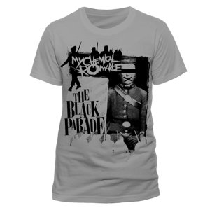 Black Parade War Path-Size S (Grey)