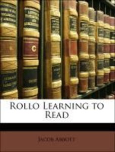 Rollo Learning to Read
