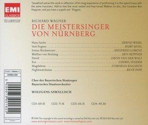 Die Meistersinger V.Nürnberg