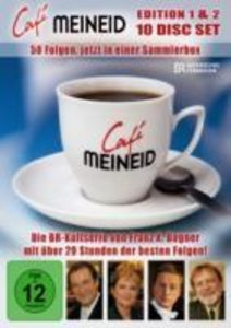 Cafe Meineid Box Edition 1 & 2/10 DVD