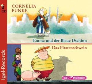 Emma und der Blaue Dschinn / Das Piratenschwein