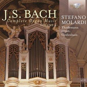 Complete Organ Music Vol.4