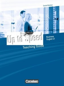 Up to Speed C1. Teaching Guide