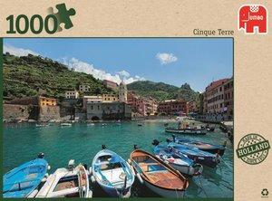 Jumbo Spiele 18353 - Cinque Terre, 1000 Teile