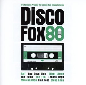 Disco Fox 80-The Original Ma