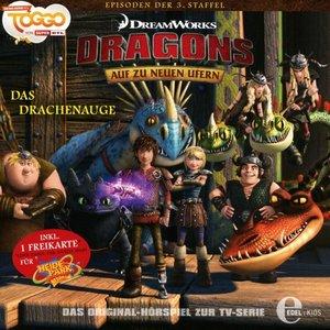(21)Original Hörspiel zur TV Serie-Drachenauge