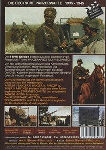 Die Deutsche Panzerwaffe-Special Edition (3 DVDS