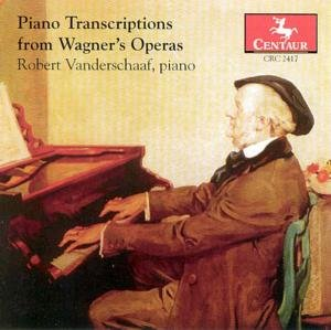 Klaviertranskriptionen Aus Wagner-Opern