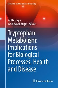 Tryptophan Metabolism: Implications for Biological Processes, He