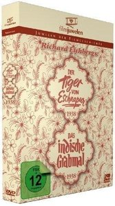 Der Tiger von Eschnapur (1938) / Das indische Grabmal (1938) (Fi