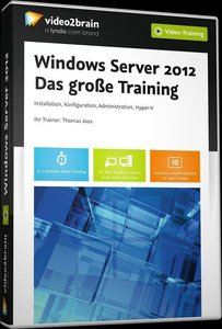 Windows Server 2012 Das große Training