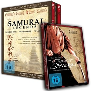 Samurai Legends-Die 3 Disc Collection