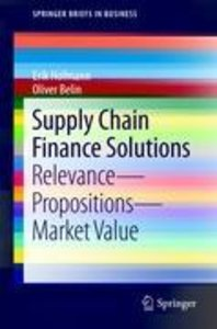 Supply Chain Finance Solutions