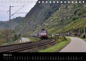 Eisenbahn an Rhein und Mosel 2018