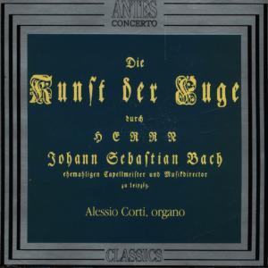 Die Kunst Der Fuge BWV 1080 - zum Schließen ins Bild klicken