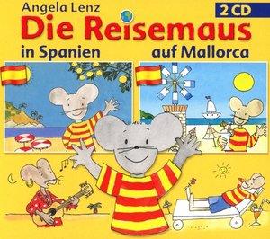 Die Reisemaus In Spanien Und Auf Mallorca (2CD)